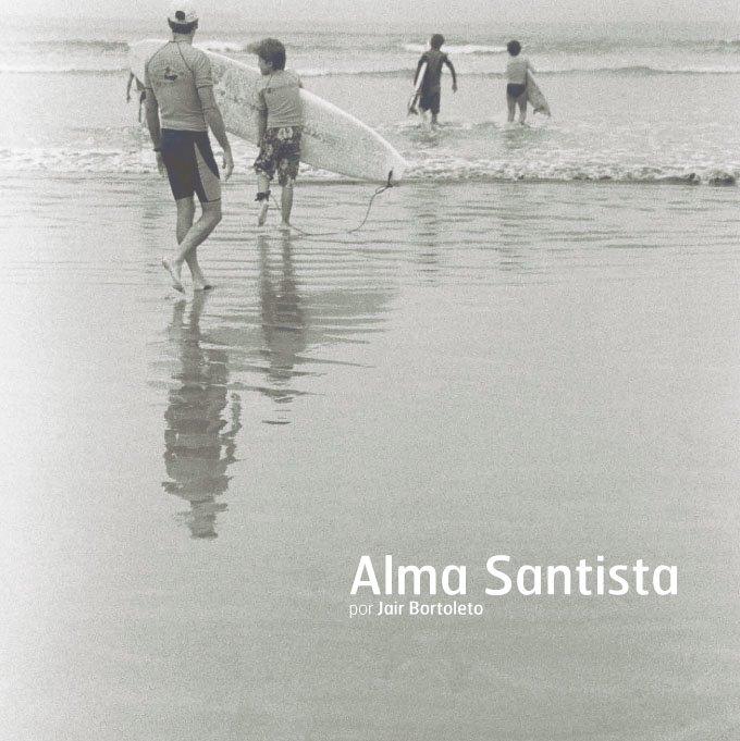 Alma Santista cover
